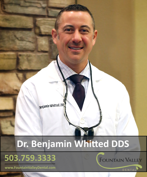 Molalla Dentist Dr Benjamin Whitted DDS Cosmetic Dentistry