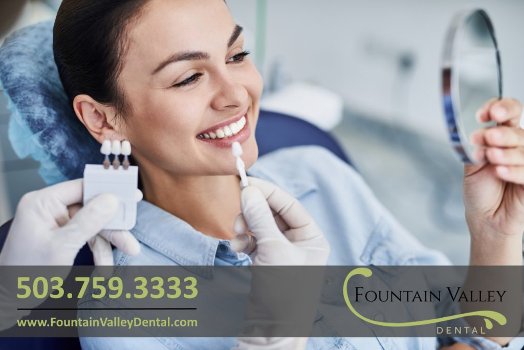 Dentist in Molalla Oregon dental exams general dentistry teeth whitening bridges crowns implants root canals improve your smile