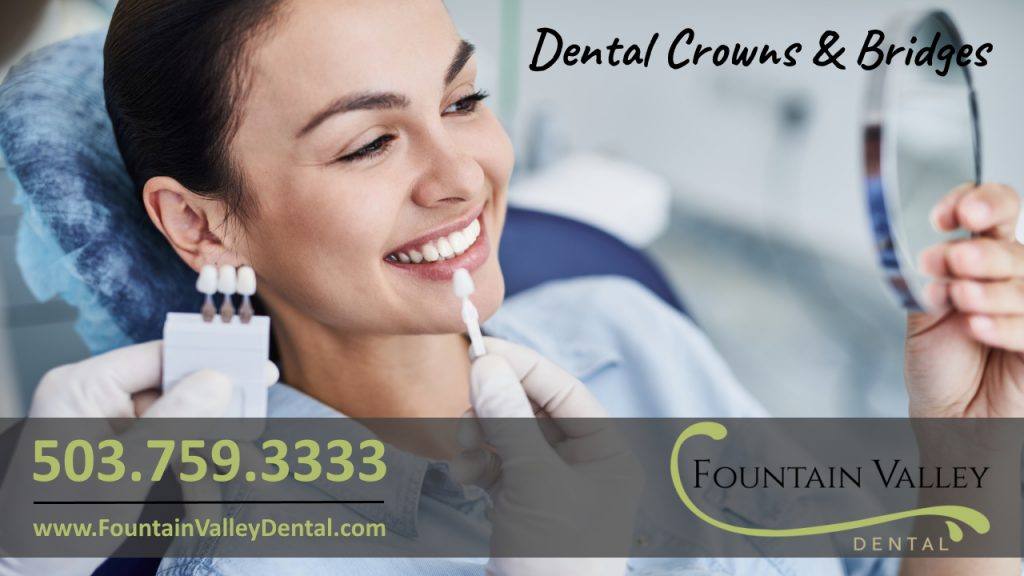 Molalla Dentist dental crowns and bridges cosmetic and emergency dentistry