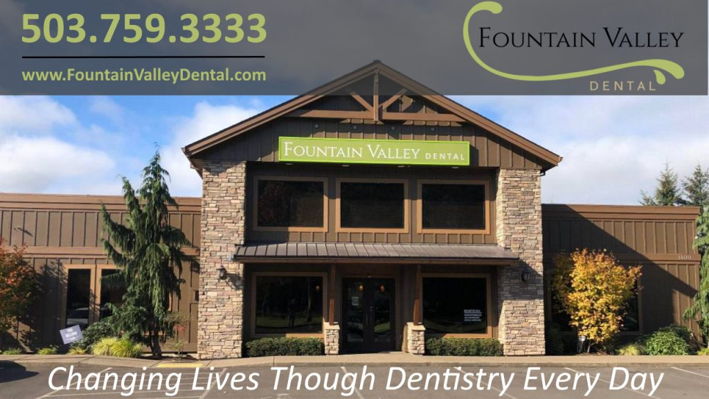 Fountain Valley Dental Office Dentist Dr. Ben Whitted DDS in Molalla, Oregon